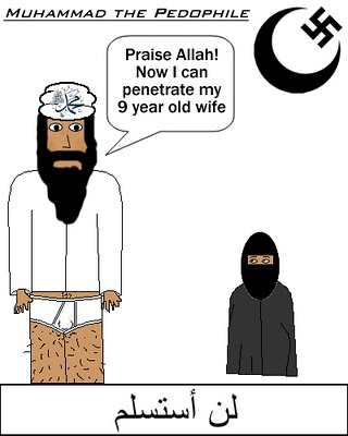Muhammed The Pedophile