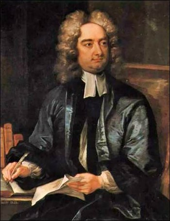 a look at jonathan swifts argument Essay in his lengthy literary career, jonathan swift wrote many stories that used a broad range of voices that were used to make some compelling personal statements.
