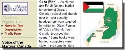 Palestinian Christians in Gaza