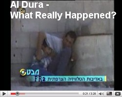 Al Dura - What Really Happened? - YouTube - Honest Reporting - Screenshot