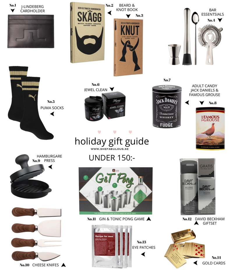 SHOP THIS GIFT GUIDE - 150 KR. 9837302e74815