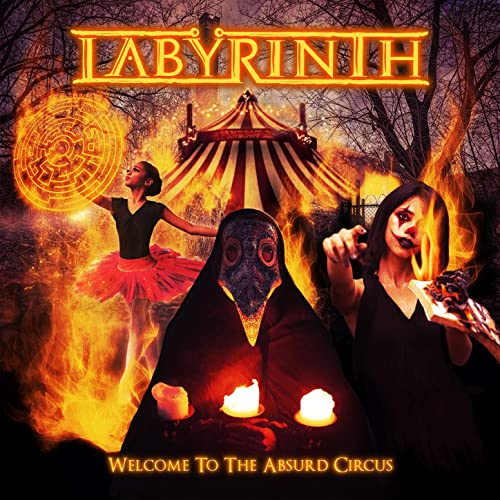 Labÿrinth - Welcome to the Absurd Circus