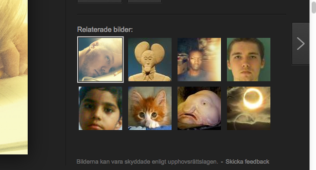 google image search bildsökning blobfish ful fisk ullared