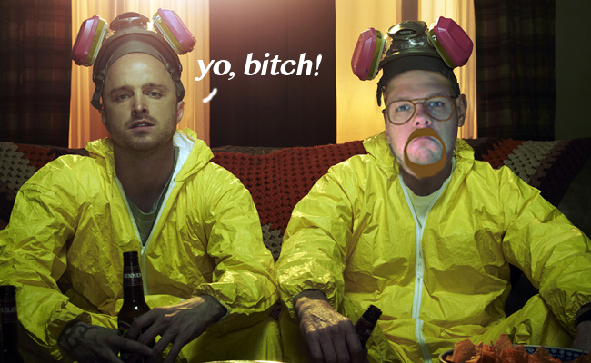 jesse pinkman walter white breaking bad heisenberg