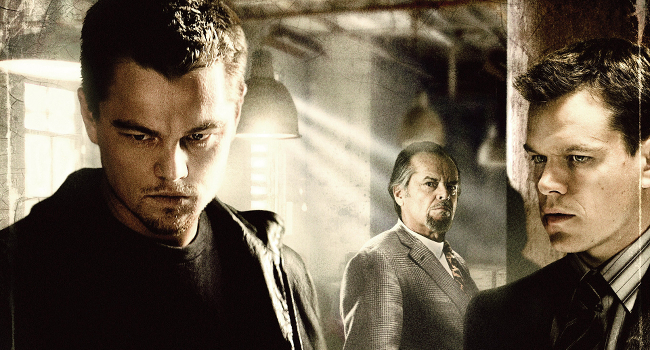 martin scorsese the departed leonardo dicaprio matt damon movie oscar