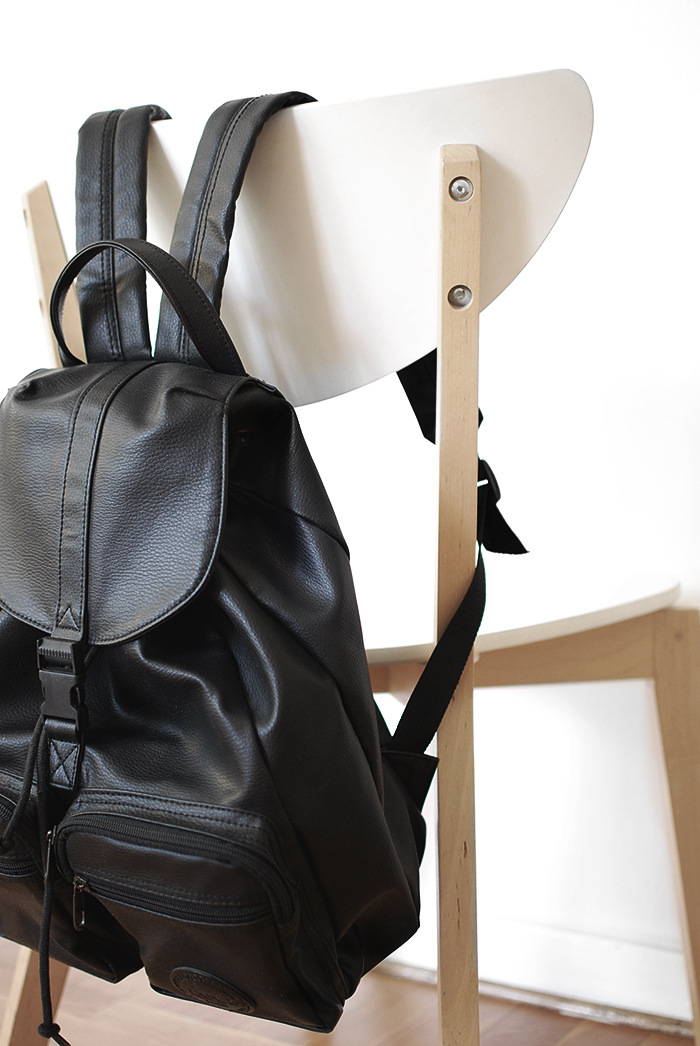 New in: backpack