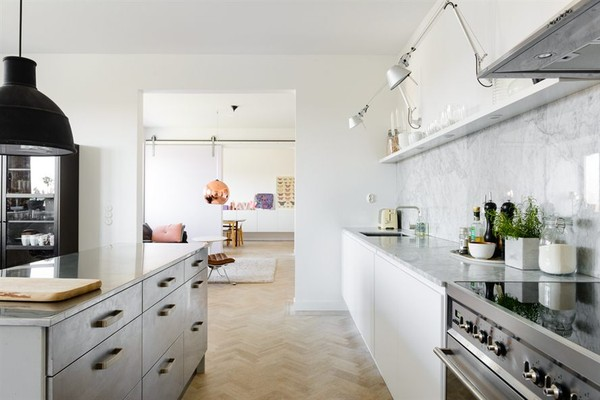Airy Apartment Designed By Emma Persson Lagerberg Ems Designblogg