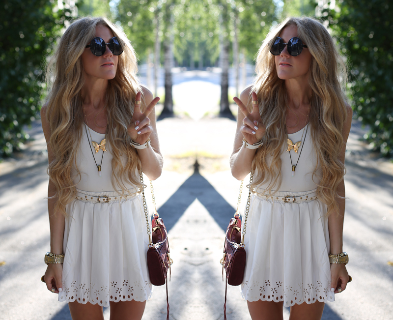 annawii white dress