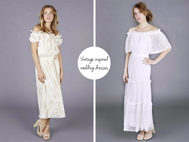 ANNAWII ♥ BOHEMIAN WEDDING DRESSES PT I