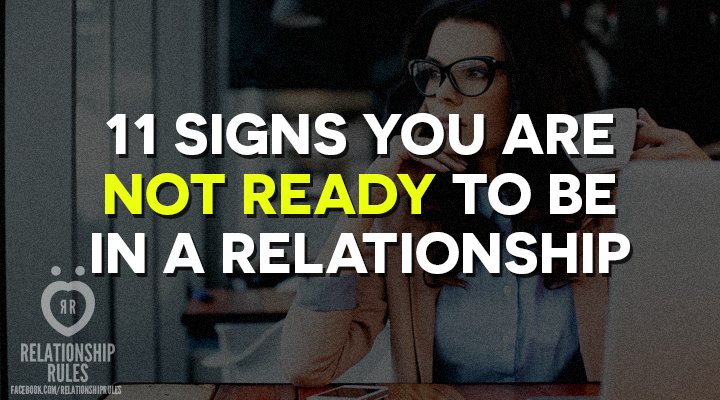 Signs that you are not happy in a relationship