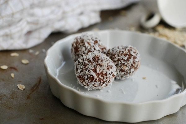 Arrack chocolate balls (no sugar added) - Arraksbollar (utan tillsatt socker)