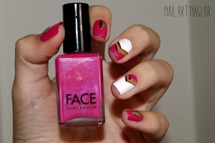 Face Stockholm Dusty Magenta