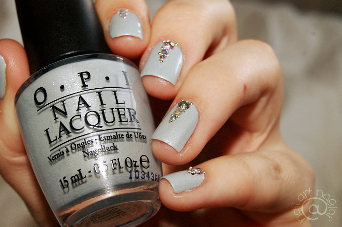 OPI I want to be a-lone star