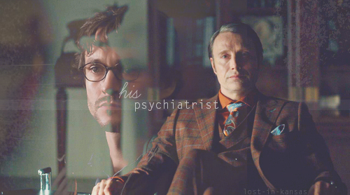 Hannibal and Will Graham