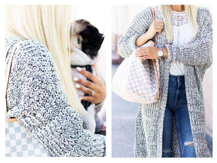 outfit cozy knit