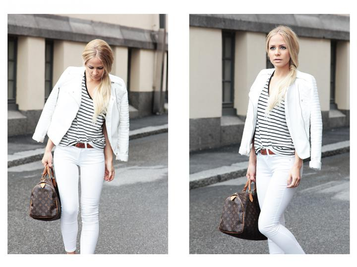white jeans outfit ideas for summer