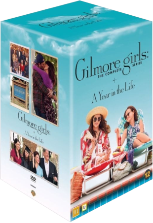 Gilmore Girls, säsong 1-7 + A Year in the Life