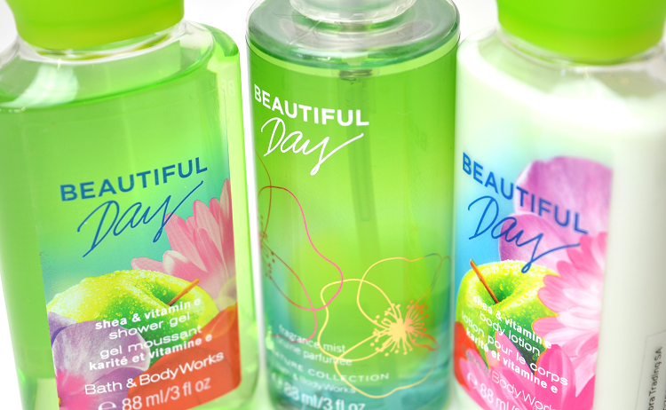 beautiful day body lotion fragrance mist shower gel sverige arlanda2