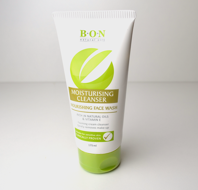 bon moisturising cleanser nourishing face wash