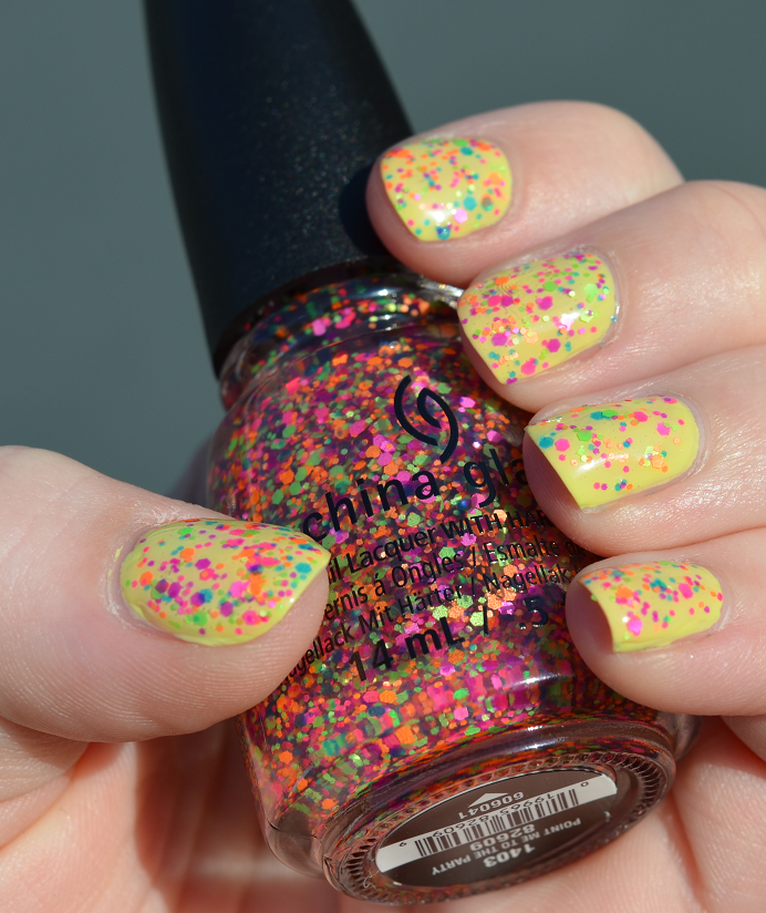 china glaze point me to the party isadora sunny lime3