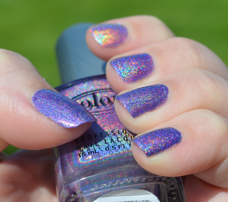 color club halo hues eternal beauty cloud nine