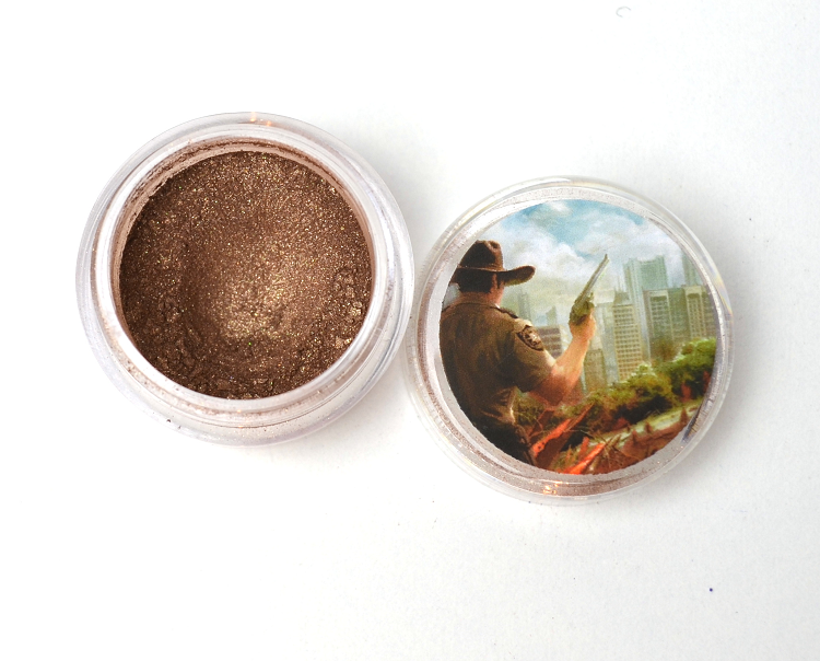 geek chic cosmetics eyeshadows stay in the house carl hawkguy black moon bunny8