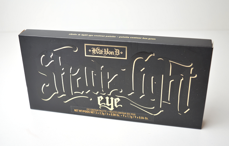 kat von d sverige shade and light eye palette