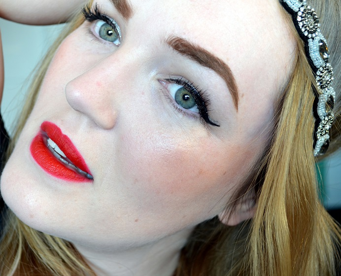 katy perry superbowl makeup fotd eotd2