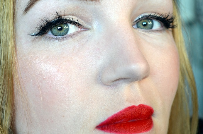 katy perry superbowl makeup fotd eotd3