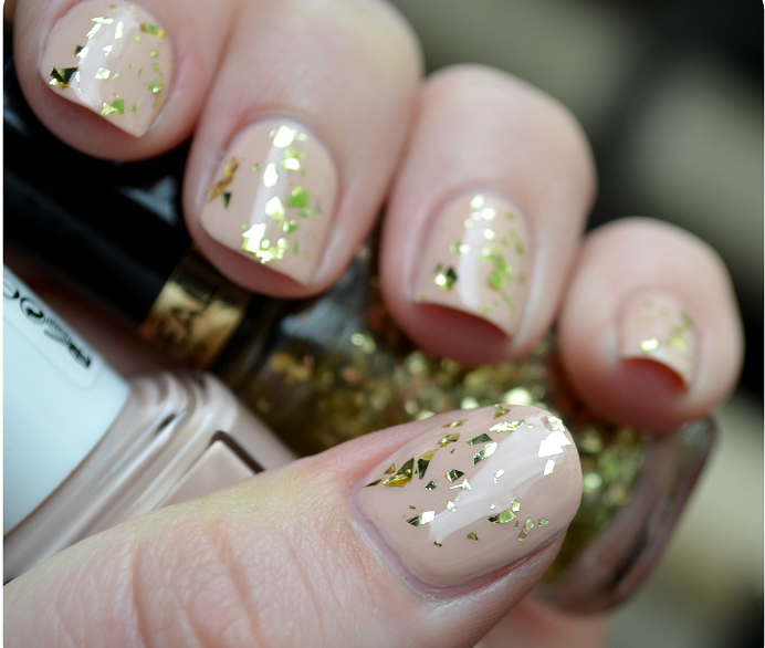 loreal gold leaf