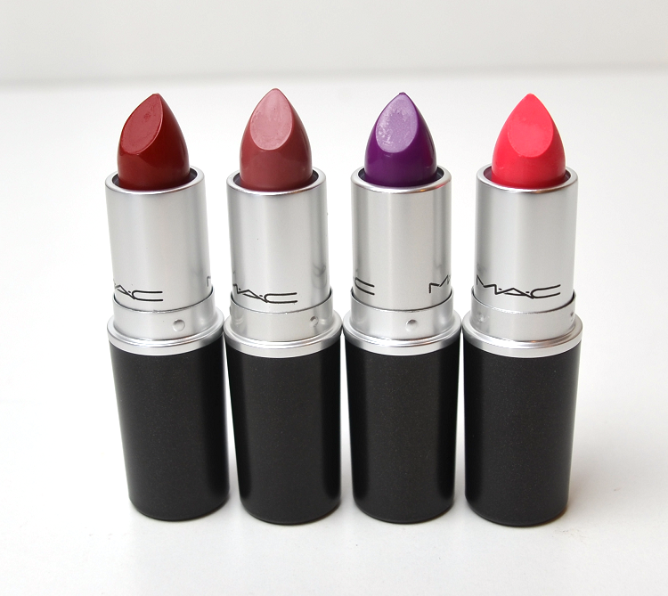 mac lipstick läppstift mehr russian red impassioned heroine