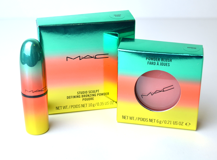 mac wash and dry golden rinse hipness morange7