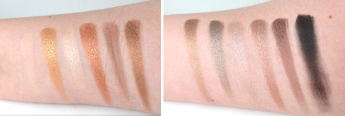 makeuprevolution iconic 2 swatches