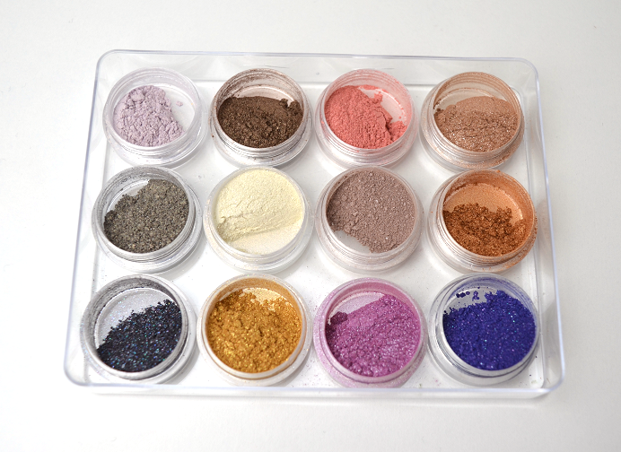 shiro eyeshadow storage pigment indie2