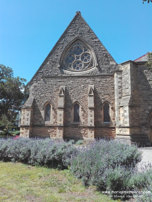 Christ Church St Kilda, on Acland street