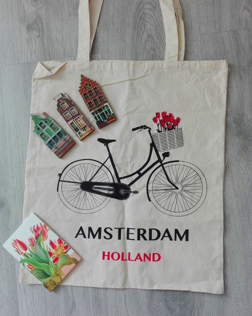 souvenirshopping i Holland
