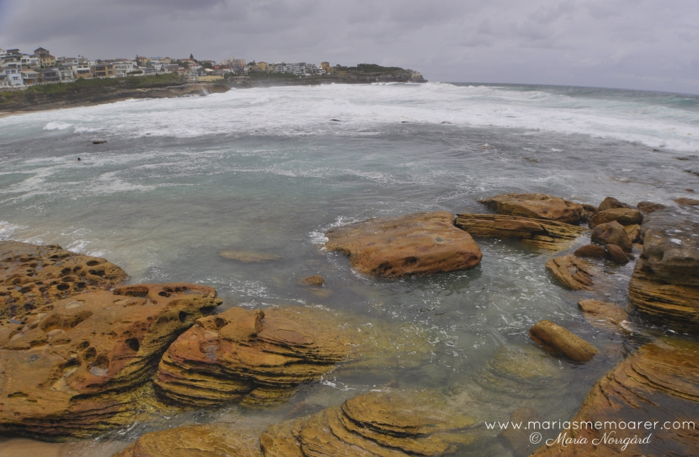 Bronte Beach in Sydney, NSW, Australia