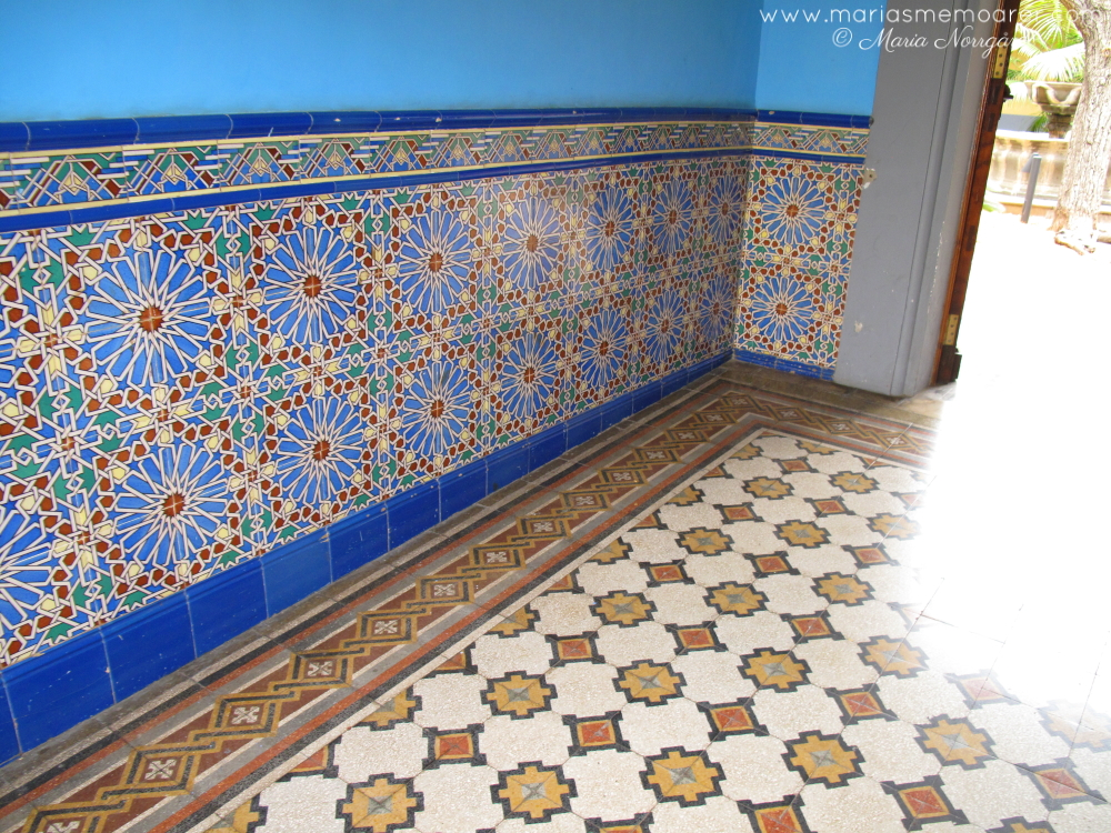 san cristobal de la laguna - tile and colours Tenerife