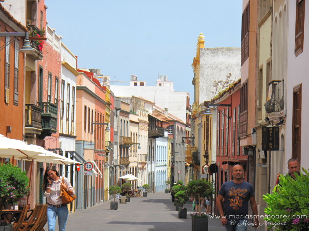 la laguna tenerife - unesco world heritage city