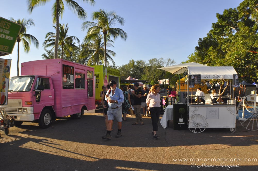 things to do in Darwin - Mindil Beach Sunset Markets