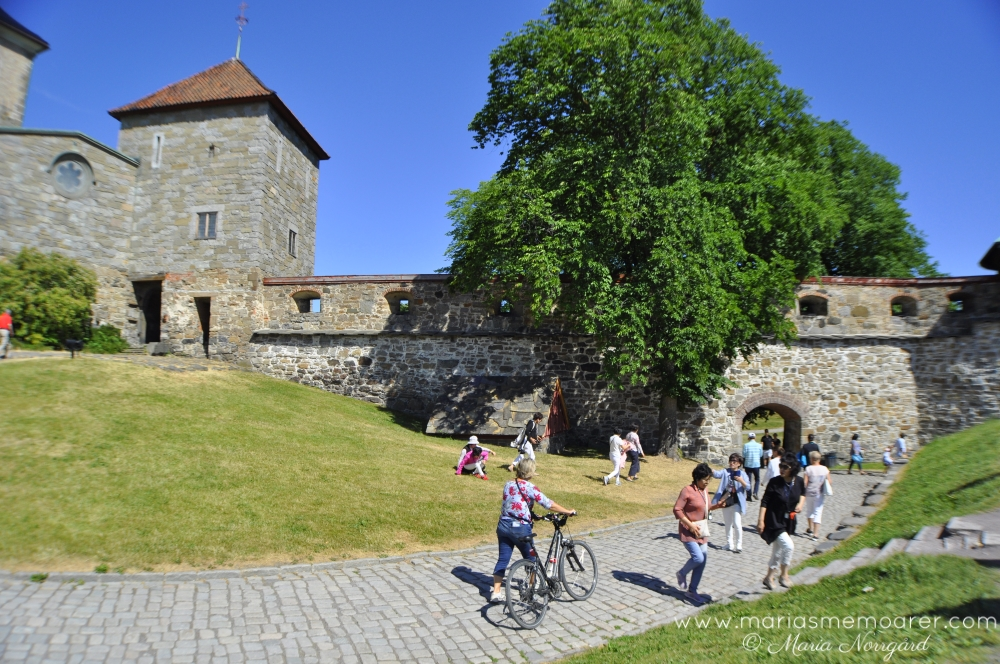 things to see in Oslo - Akershus fortress