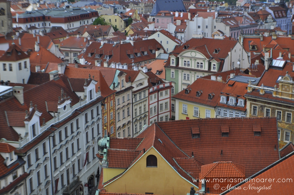 prague - world cities day
