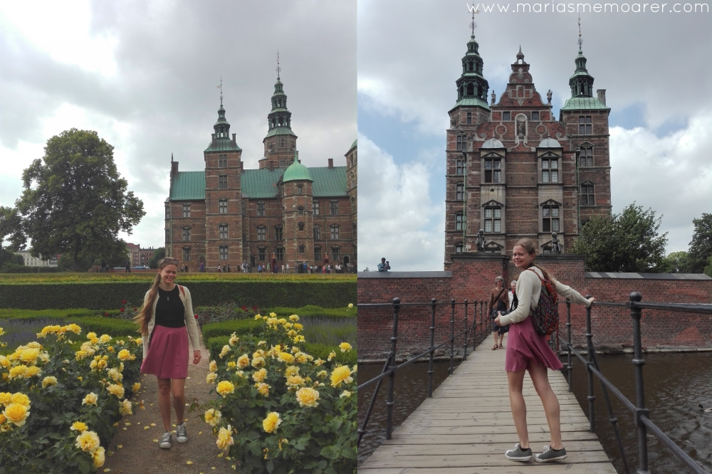 tourist attraction Copenhagen - Rosenborg Castle