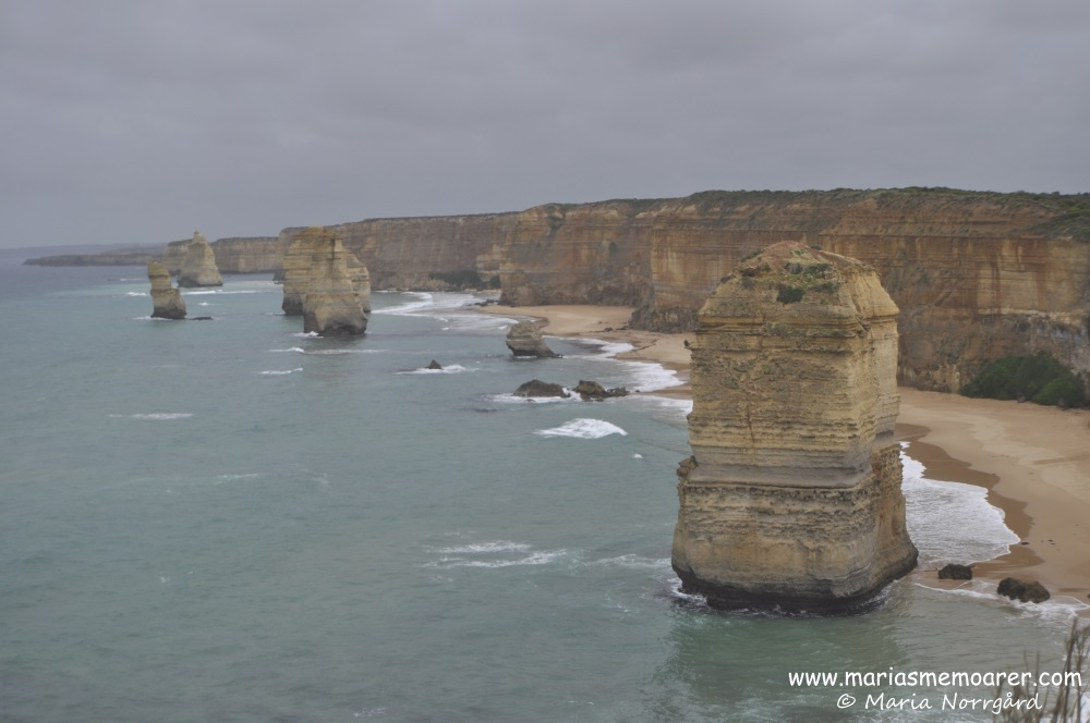 Twelve Apostles, The Great Ocean Road, Victoria, Australien