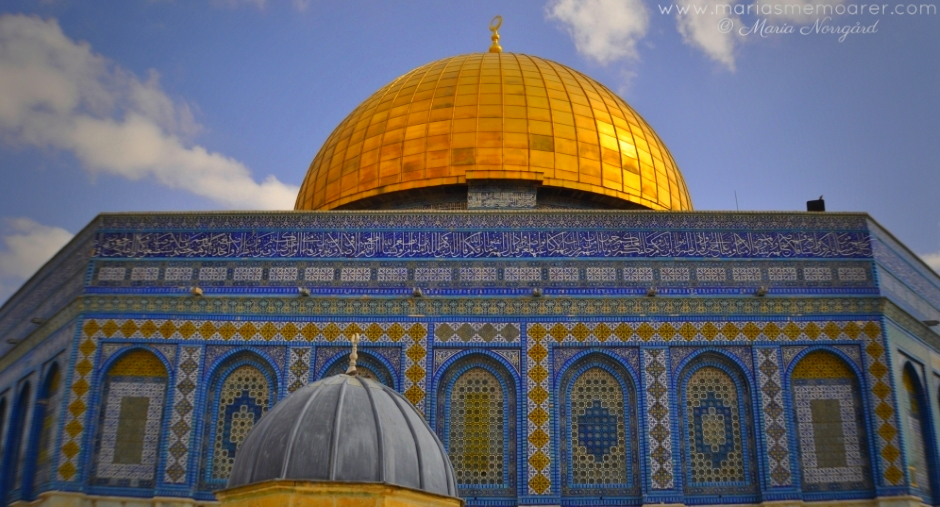 wonders of the World - Islamic architecture - Dome of the Rock, Jerusalem