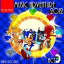 the sonic stadium music adventure 2012