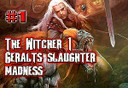 the witcher 1 geralts slaughter madness