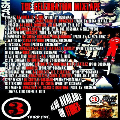 The Celebration Mixtape