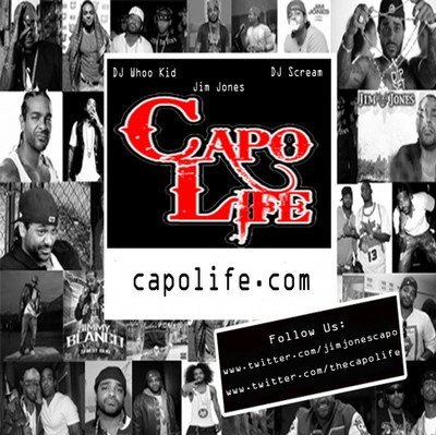 Jim Jones - Capo Life Cover