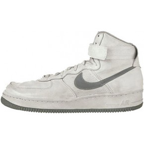 Nike Air Force 1 White on white